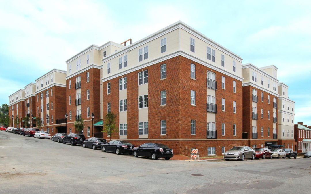 Marshall Apartments